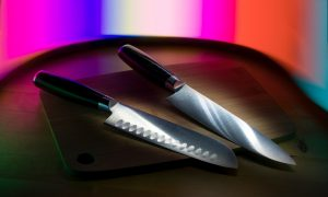 Save Time, Save Money With A Sharpening Steel Knife