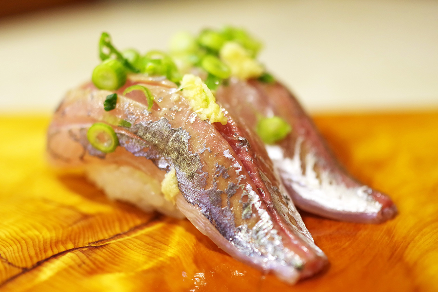 Sushi is a gourmet that has long been loved by many people worldwide.